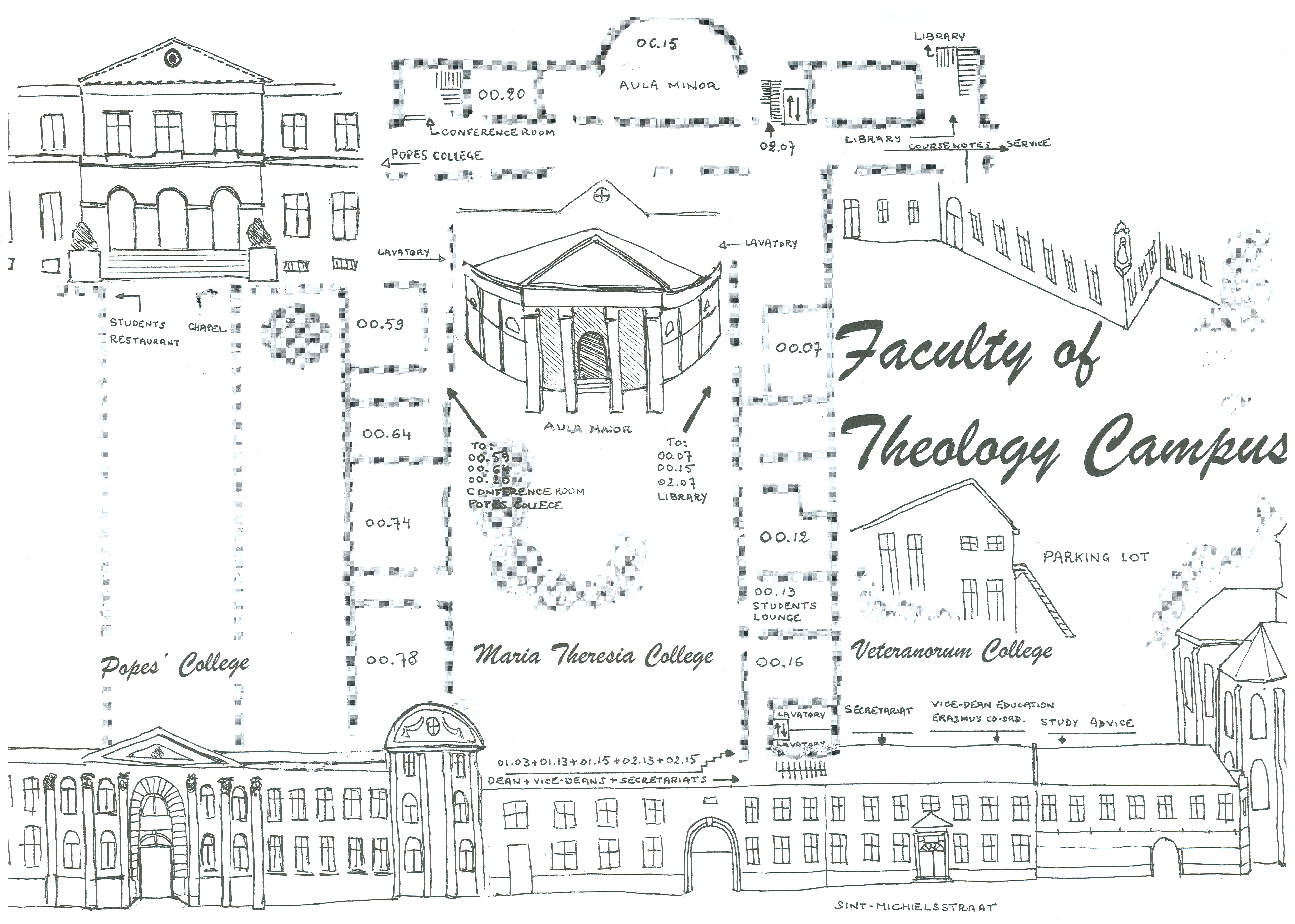 Practical information Faculty of Theology and Religious Studies